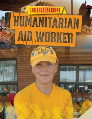 Humanitarian Aid Worker