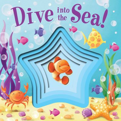 Book cover for Dive into the sea!