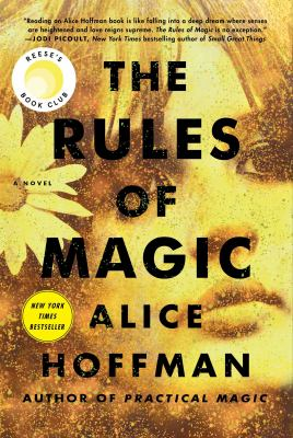 The rules of magic [book club set]