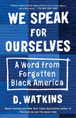 We speak for ourselves: a word from forgotten black America