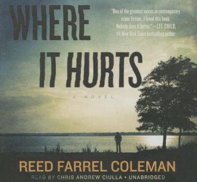 Where it hurts: a Gus Murphy novel