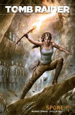 Tomb Raider. Vol. 01, Spore