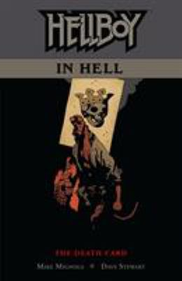 Hellboy in Hell : the death card