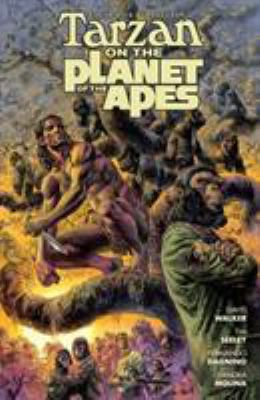 Edgar Rice Burroughs' Tarzan on the Planet of the Apes