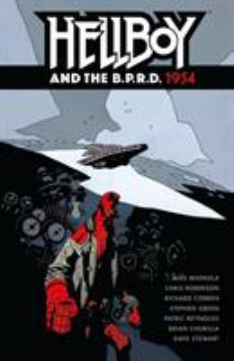 Mike Mignola's Hellboy and the B.P.R.D. 1954