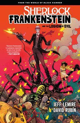 Sherlock Frankenstein and the Legion of Evil