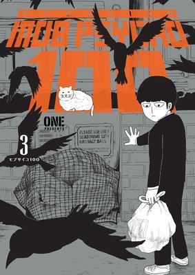 Mob psycho 100. Volume 3