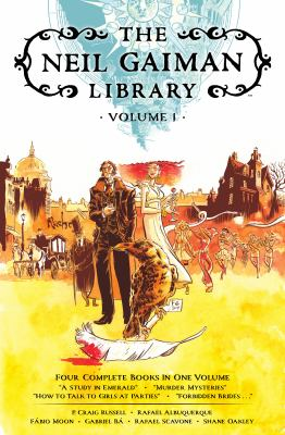 The Neil Gaiman library. Volume 1
