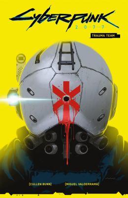 Book cover for Cyberpunk 2077. Volume 1