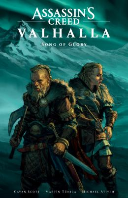 Book cover for  Assassin's Creed Valhalla : song of glory