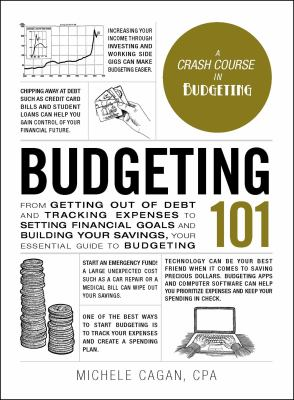 Book cover for Budgeting 101