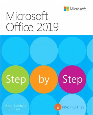 Microsoft Office 2019 :  step by step