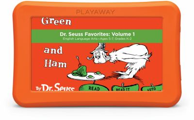 Dr. Seuss Favorites. Volume 1.
