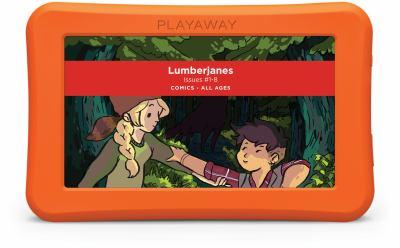 Lumberjanes. Issues #1-8.