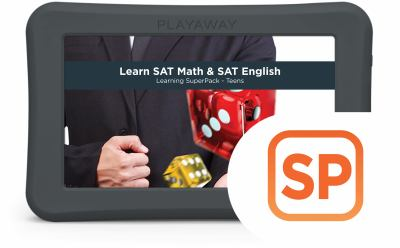 Learn SAT Math & SAT English Learning SuperPack - Teens