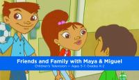Friends and Family with Maya & Miguel.