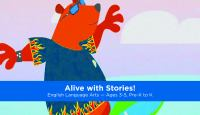Alive with Stories!.