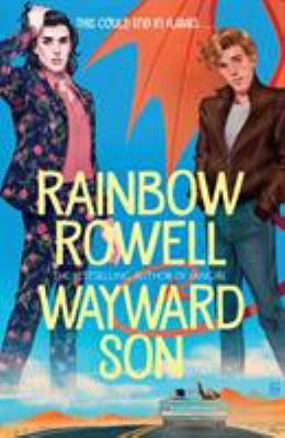 Link to Catalogue record for Wayward Son