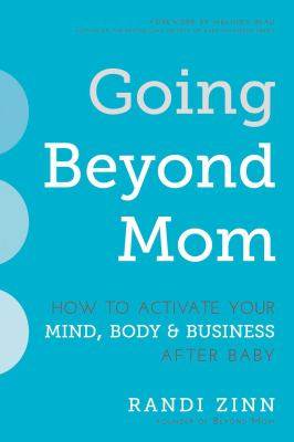 Book cover for Going Beyond Mom