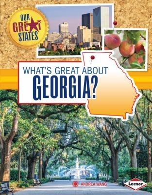 What's great about Georgia?