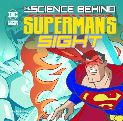 The science behind Superman's sight