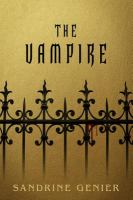 The Vampire. Book One
