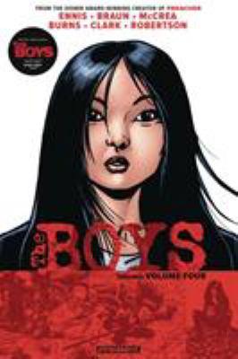 The Boys : omnibus,Vol. 04