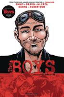 The Boys Omnibus. Vol. 05