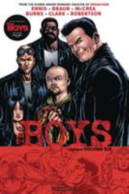The Boys omnibus. Vol. 06
