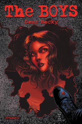 Book cover for Dear Becky