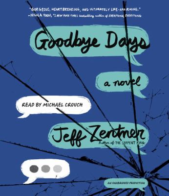 Goodbye Days a Novel