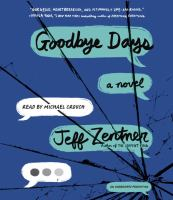 Goodbye days : a novel