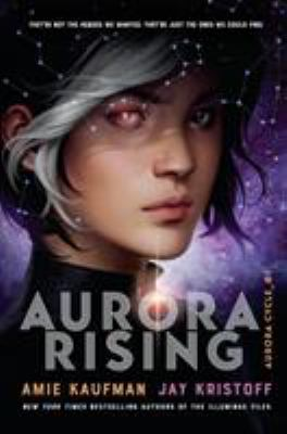 Book cover for Aurora rising