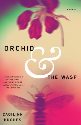 Orchid and the wasp