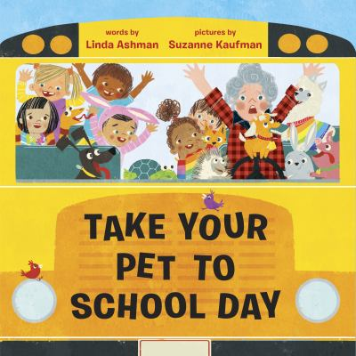 Take your pet to school day