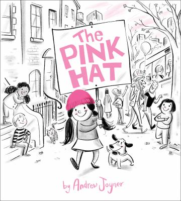 Cover image for : The pink hat / by Andrew Joyner