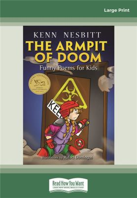 Cover Image for THE ARMPIT OF DOOM : FUNNY POEMS FOR KIDS