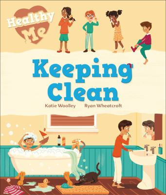 Link to Catalogue record for Keeping clean