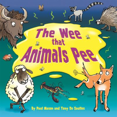 Book cover for The Wee that animals pee