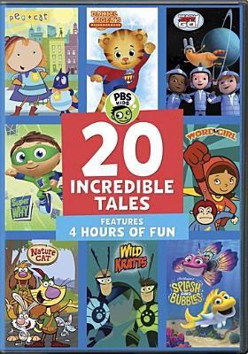 PBS Kids. 20 incredible tales.