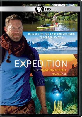 Expedition with Steve Backshall. Season One