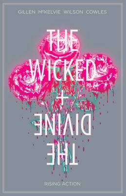 The wicked & the divine. Volume 4, issue 168, Rising action.