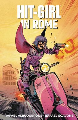 Hit-girl in Rome :  Hit-girl in Rome