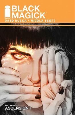 "Book cover for Black magick. Volume 3, ""Ascension I"""