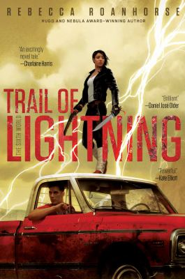 Book cover for  Trail of lightning