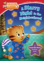 A starry night in the neighborhood : a count-the-stars bedtime book