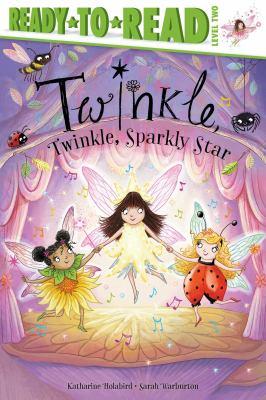 Twinkle, twinkle, sparkly star