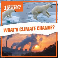 What's Climate Change?