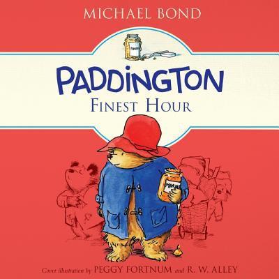 Link to Catalogue record for Paddington's finest hour [sound recording]