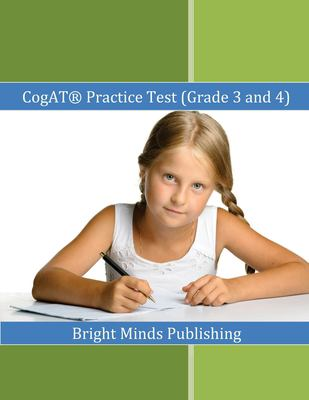 CogAT practice test (grades 3 and 4) :